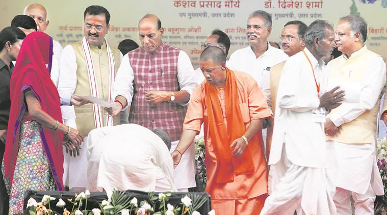 Yogi Adityanath, BJP in Uttar Pradesh news, farmer-centric politics, Uttar Pradesh news, India news, national news, latest news