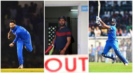 Yuvraj Singh dropped from Virat Kohli-led India squad for Sri Lanka ODIs, T20I
