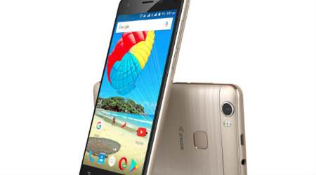 Ziox Quiq Aura 4G with Android Nougat launched in India at Rs 5199