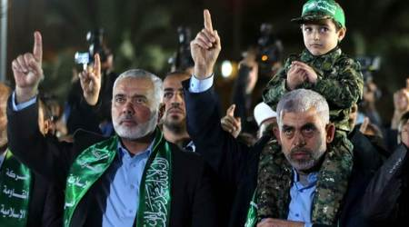 Hamas agrees to steps toward Palestinian unity