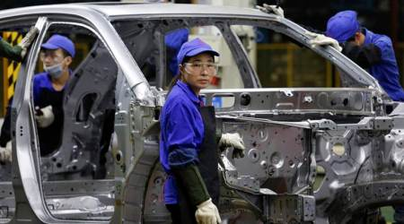 China cars, chinese car ban, petrol car bans, electric cars in China, chinese transport system, china pollutiuon, china e4co friendly roads, chinese traffic, world news, Indian Esxpress