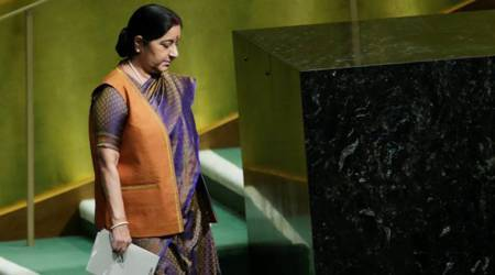 PM Modi praises Sushma Swaraj's UNGA speech, says EAM gave strong messsage on dangers of terrorism