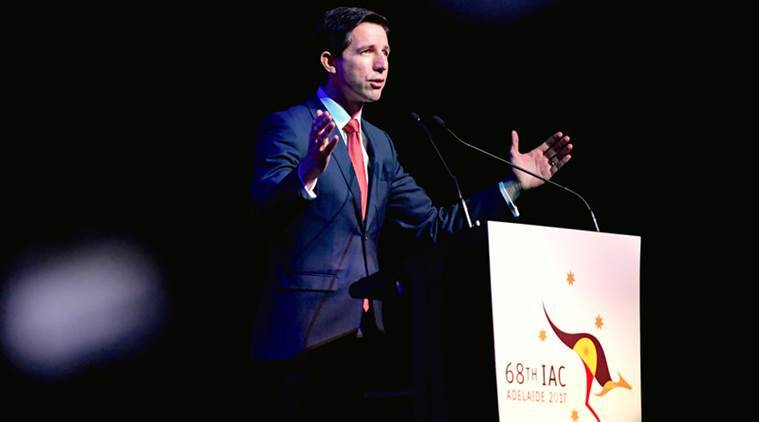 Simon Birmingham, space agency, Australia space agency, astronomers, NASA, Australia Science & Technology, India News, Indian Express