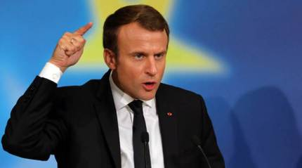 France urges tough EU approach on Iran to save nuclearaccord