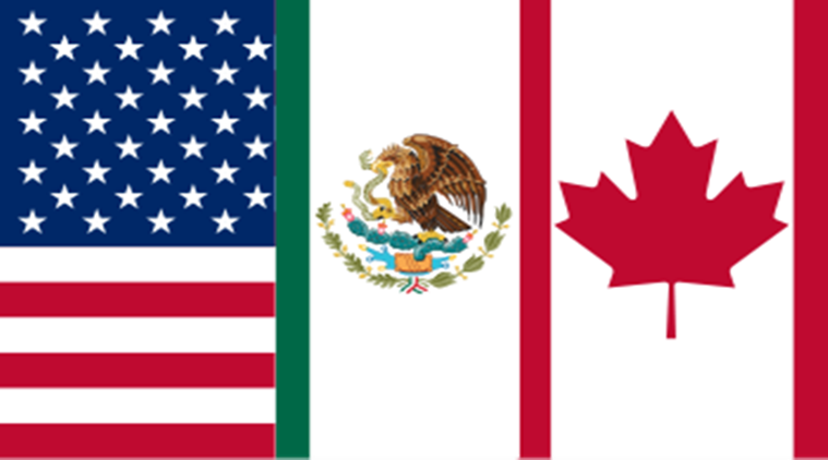Mexico Canada Us Hold Third Round Of Nafta Talks The Indian Express