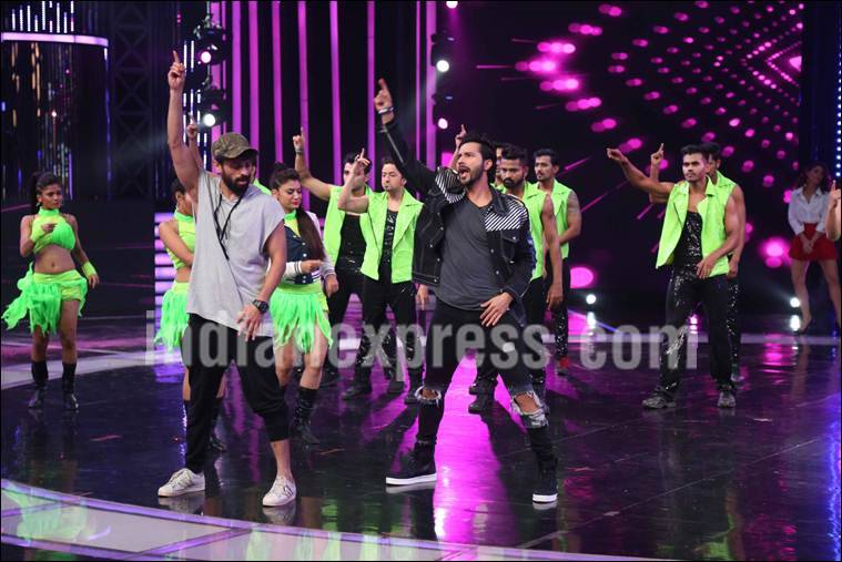 Dance Plus 3 finale: Varun, Taapsee and Jacqueline bring
