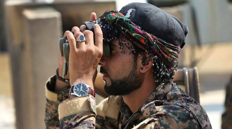 SDF, Syrian Democratic Force, Syrian war, Syria crisis, Russia US war, Iraq War, ISIS, Islamic State, World News, Indian Express
