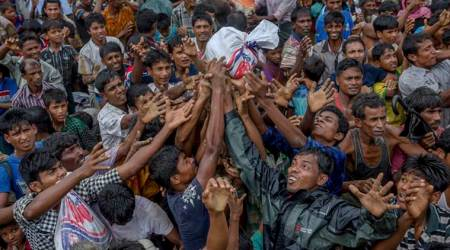 WHO warns of cholera threat in Bangladesh Rohingya camps