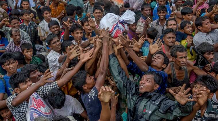 rohingya refugees, rohingya muslims, rohingya muslims in india, rohingya muslims in west bengal, bharatiya janata party, bjp, india news, Indian Express