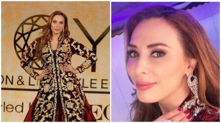Iulia Vantur, bollywood fashion, pallavi jaikishan, salman khan, indian express news