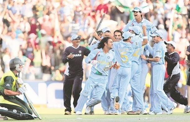 India vs Pakistan, India World T20, India World T20 2007, World T20 2007 final, sports gallery, cricket gallery, MS Dhoni, Indian Express