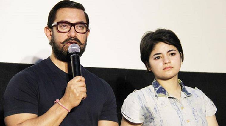 Aamir Khan puts Thugs of Hindostan on backburner to promote Secret Superstar