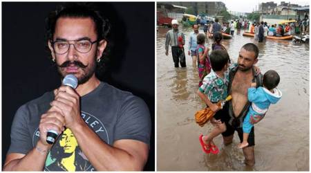 Aamir Khan donates Rs. 25 lakh to Bihar Flood victims