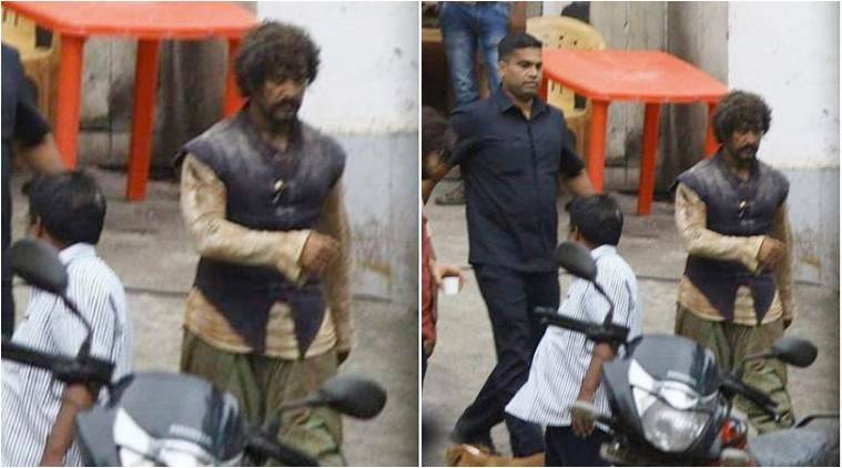 aamir khan, thugs of hindostan, aamir look thugs, aamir khan leaked photos, aamir khan thugs of hindostan look