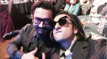 Ranveer Singh says Aamir Khan is his original idol. See photos, videos
