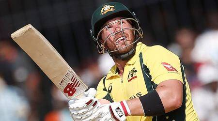 India vs Australia, 3rd ODI: Australia flounder after Aaron Finch-hitting