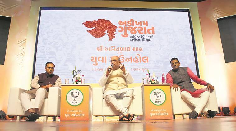 Amit Shah to write book in Gujarati on Shivaji, Maratha history