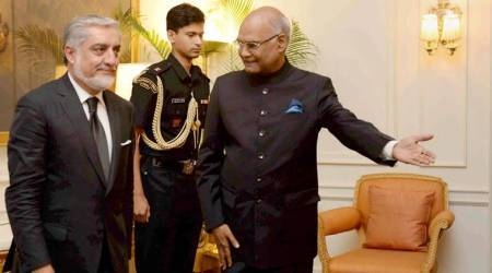 India, Afghanistan sign pact on policetraining