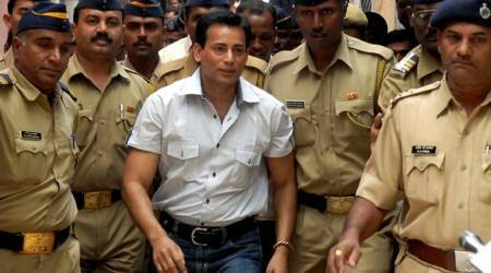 Two relatives of Abu Salem held for breaching security to meet him