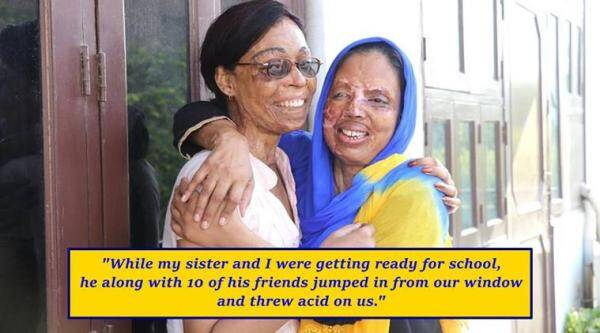 acid attack, acid attack victims, acid attack survivors, acid attack rehabilitation, acid attack life, acid attack fight, acid attack horror, dream again, indian express, indian express news
