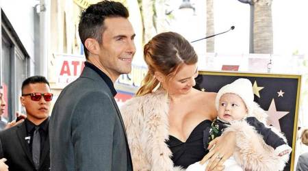 Baby No 2 for Adam Levine and wife Behati Prinsloo on the way