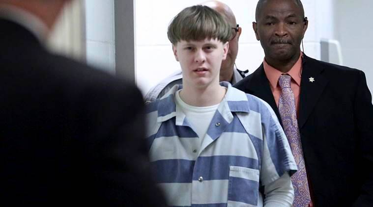 Convicted Church Killer Dylann Roof Wants To Fire Jewish