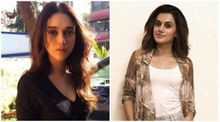 Aditi Rao Hydari and Taapsee Pannu give us pointers on how to wear denim shorts