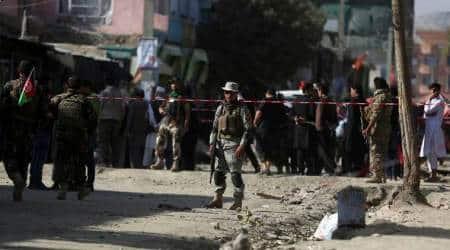 Kabul, Kabul blast, Afghanistan blast, Shiite mosque, Kabul Suicide bomber, world news