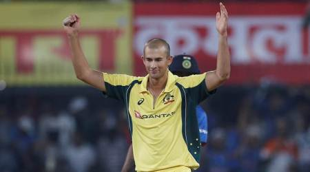 Ashton Agar ruled out of India series with fractured finger