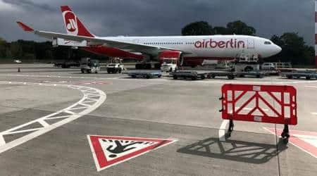 air berlin, air berlin flights, air berlin flights cancelled, air berlin pilots, indian express news, world news