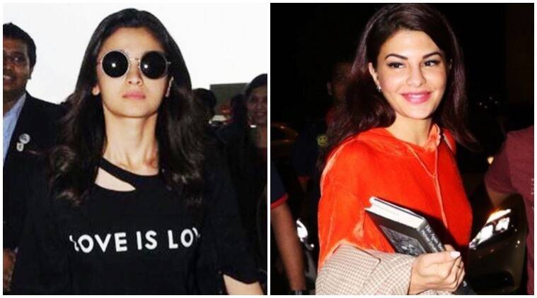 alia bhatt, jacqueline fernandez, taaapsee pannu, airport looks, travel style, celeb fashion, bollywood fashion, indian express, indian express news