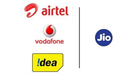 Data usage telecom operators, Reliance Jio, Vodafone, Airtel, mobile operator data plans, Nokia data report, 3G data used, 4G data used, Nokia network, mobile subscribers, VoLTE supported devices, Indian telecom operators