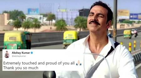 Akshay Kumar tweets THANK YOU to fans who celebrated his birthday by organising free food, books, medical check-ups for the poor