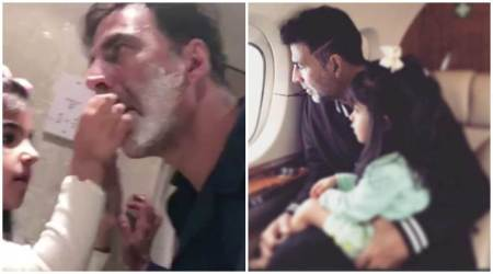 Akshay Kumar shares the cutest father-daughter video on Nitara's birthday