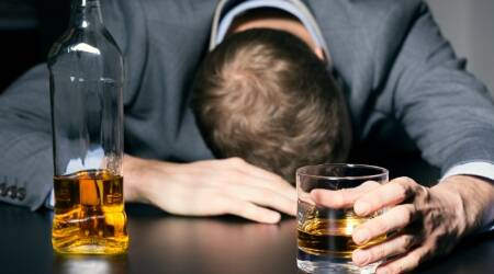 alcohol addiction, addicted to alcohol, how to get rid of alcohol addiction, harmful effects of alcohol, Indian express, Indian express news