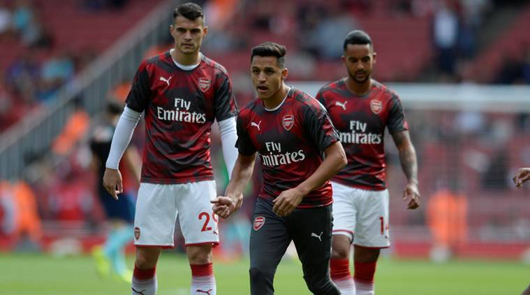 Sanchez has been working hard despite starting on bench - Wenger