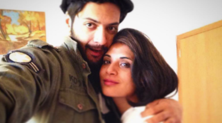 Ali Fazal and Richa Chadha confirm relationship with cute photo