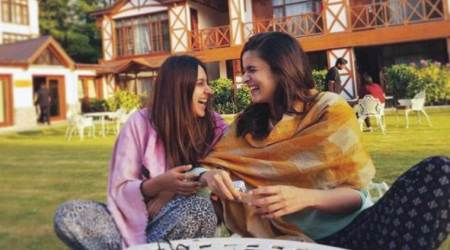 Photos: Alia Bhatt is shooting for Raazi in Kashmir and her BFF is helping her feel at home