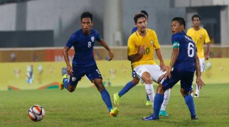 Amarjit Singh to lead India in FIFA U-17 World Cup