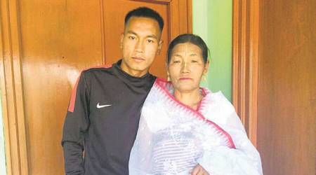 Amarjit Singh Kiyam's story begins in Manipur at 3 am
