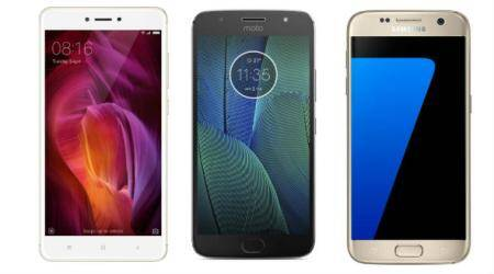 Flipkart, Amazon deals on Xiaomi Redmi Note 4, Moto G5 Plus, and Samsung Galaxy S7 edge