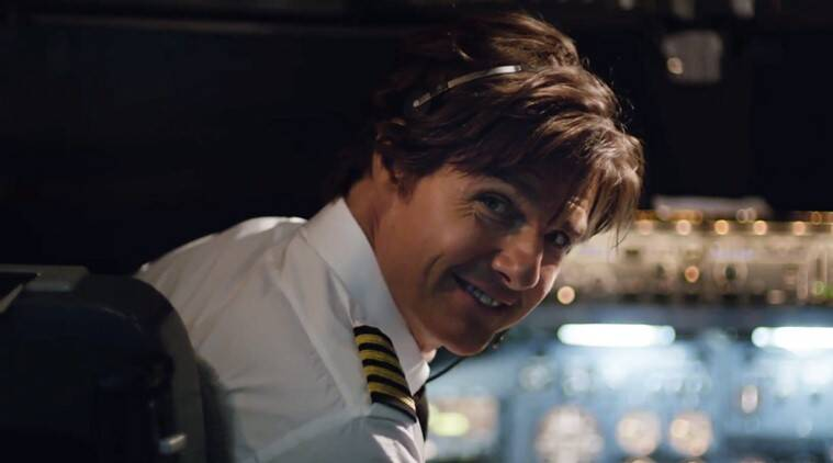american made movie review, american made review, american made, Doug Liman, tom cruise, sarah wright, christopher nolan american made, american made star rating, american made cast, american made release, indian express american made review