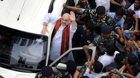 West Bengal BJP, amit shah, amit shah bengal visit, Bengal Amit Shah, Bengal BJP, west bengal political violence, tmc, bjp, latest news, indian express, indian express news
