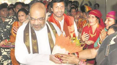 In Uttarakhand, Amit Shah takes party feedback