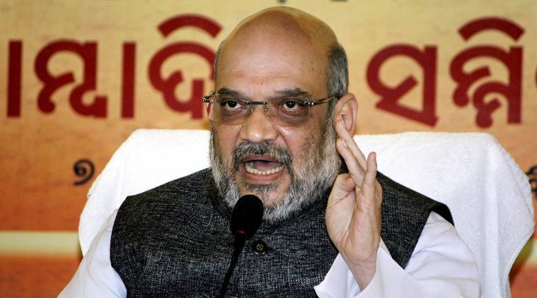 BJP chief Amit Shah, Odisha polls and BJP, Amit Shah in ODisha news, Odisha polls and BJP news, India news, National news, Latest news, National news