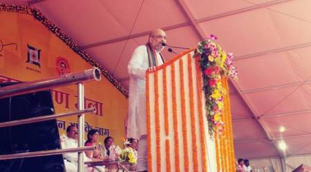 PM Modi has begun drive to fulfil Mahatma Gandhi's cleanliness dream: Amit Shah