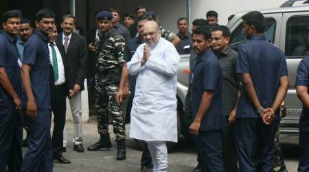 Naroda Gam: Amit Shah says he saw Maya Kodnani in House, hospital on morning of riots