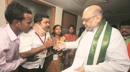 Amit Shah slams TMC: 'Such political violence not seen anywhere in world'