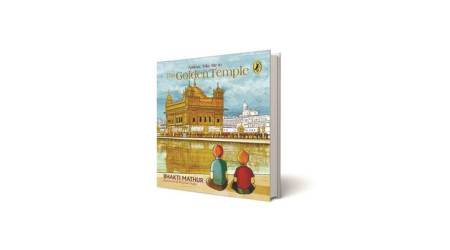 Amma Take Me To The Golden Temple, Amma Take Me To The Golden Temple book review, books for kids, Bhakti Mathur