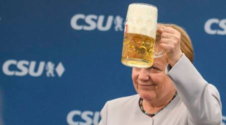 Angela Merkel bids for fourth term as Germans head to the polls